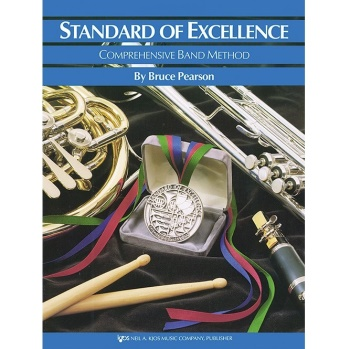 Standard of Excellence Book 2 - Drums/Mallet Percussion