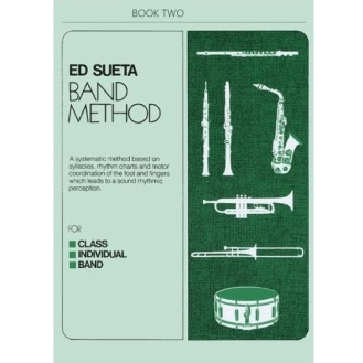 Ed Sueta Band Method Book 2 - Bass Clarinet