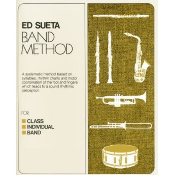 Ed Sueta Band Method Book 1 - Baritone TC