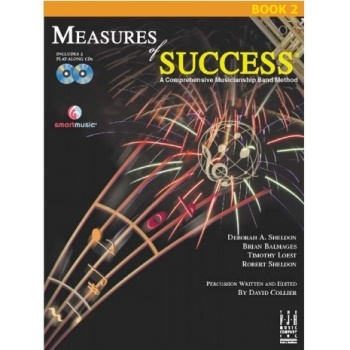 Measures of Success Book 2 - Alto Saxophone