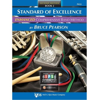 Standard of Excellence Enhanced Book 2 - Tenor Saxophone