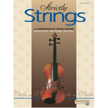 Strictly Strings Book 2 - Viola