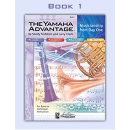 Yamaha Advantage Book 1 - Tenor Saxophone